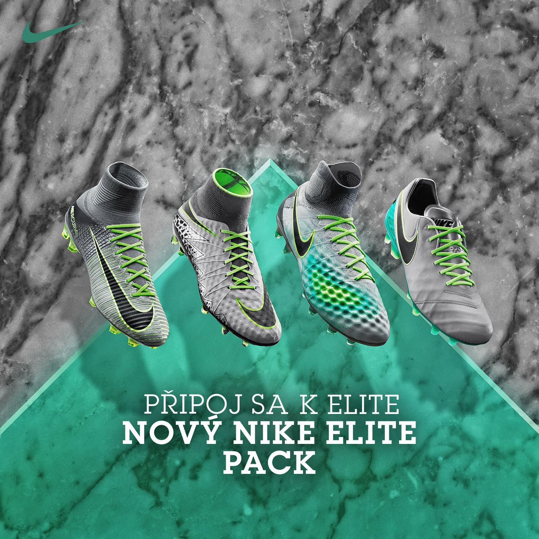 Nike Elite Pack