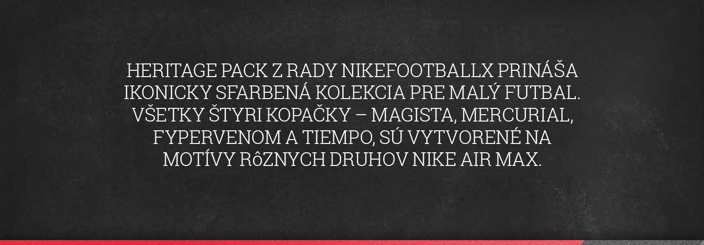 Nike Heritage Pack