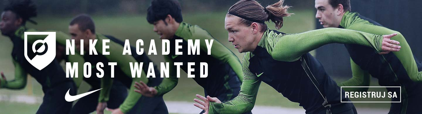 Nike Academy Most Wanted