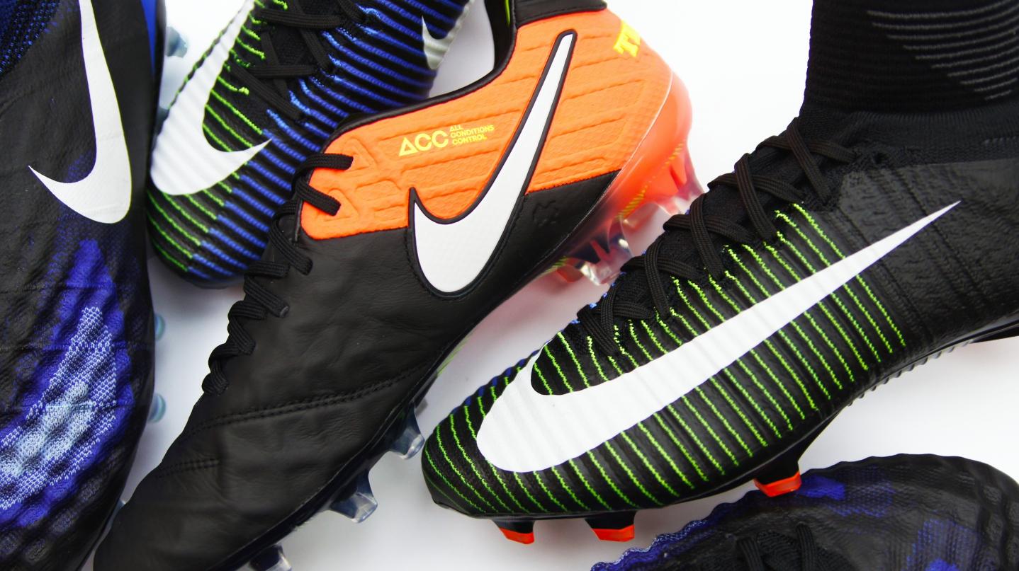 Kolekcia kopačiek Nike Dark Lightning