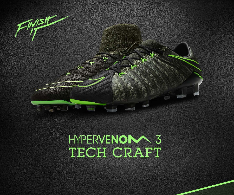 Hypervenom 3 TechCraft