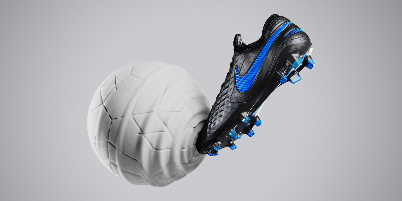 Nike Tiempo Legend 8 noir