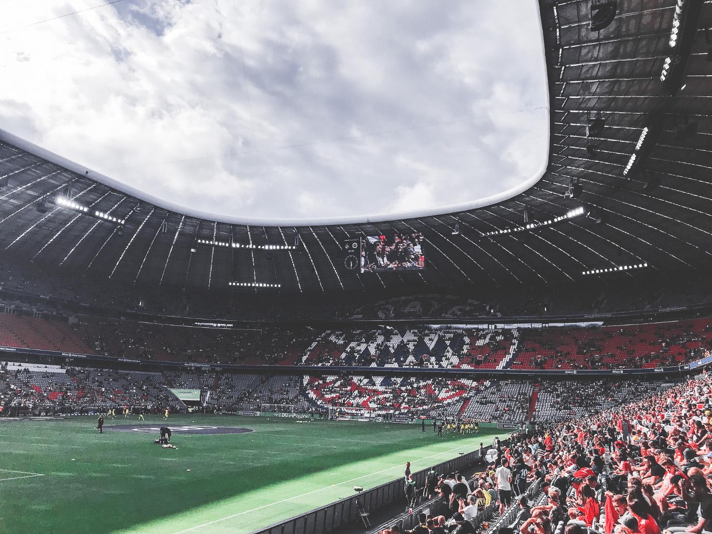 Audi Cup 2019 Allianz Arena