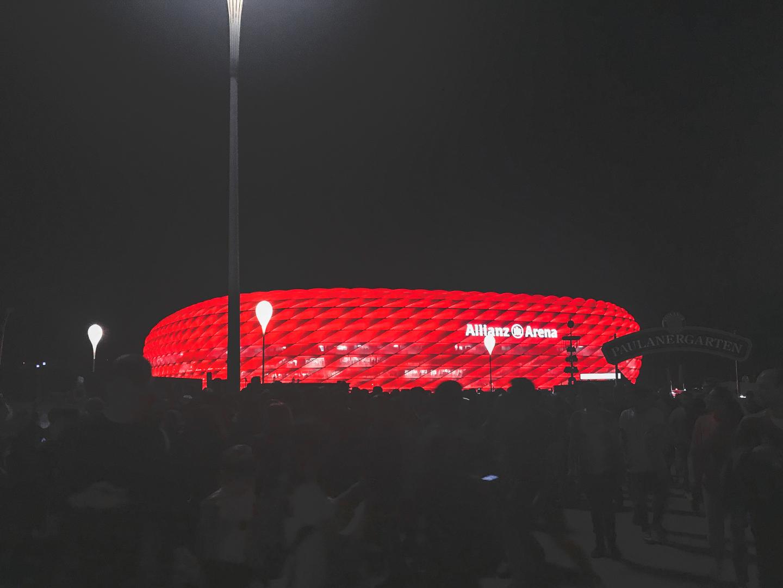Allianz Arena Audi Cup 2019
