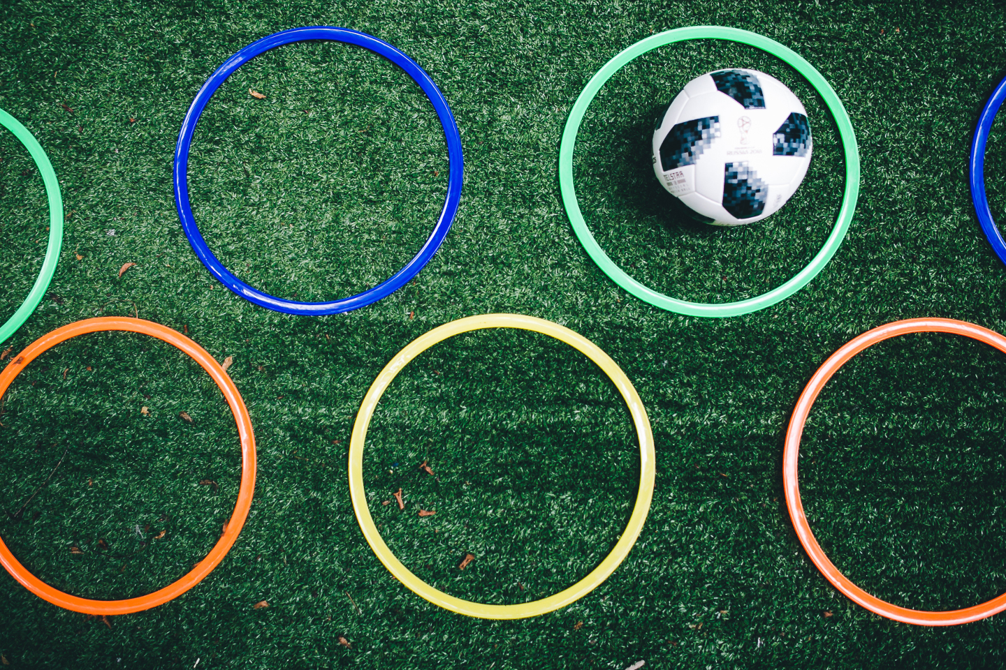 Top4Football training equipment