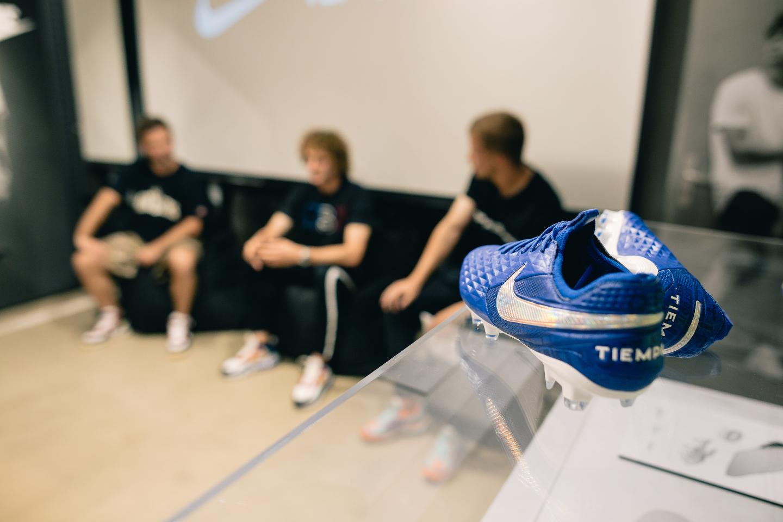 Alex Král Nike Tiempo Legend VIII