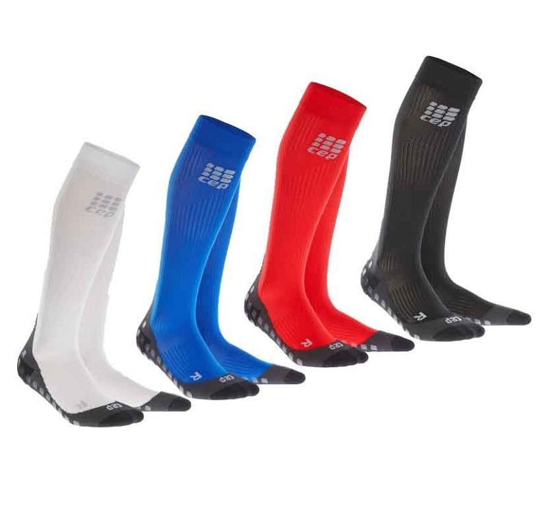 ecf70bd7515 Podpora krevního oběhu a zabránění překrvení v chodidle ti zajistí  kompresní profil ponožek