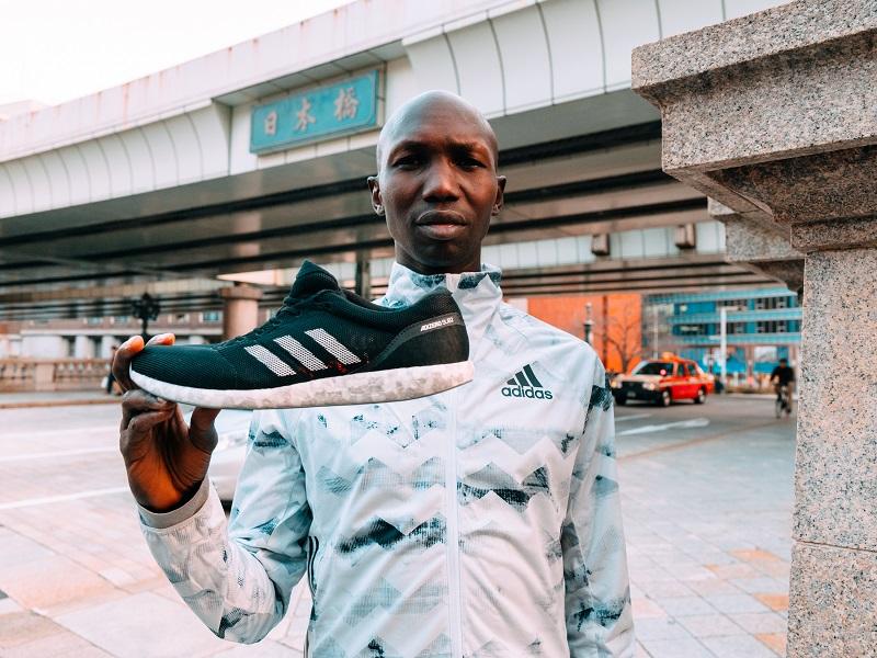 b3976a5ce0 Egy évvel azután, hogy a Japánban valaha mért leggyorsabb maratont futotta,  Wilson Kipsang, az adidas futója azzal a reménnyel tér vissza Tokióba, ...