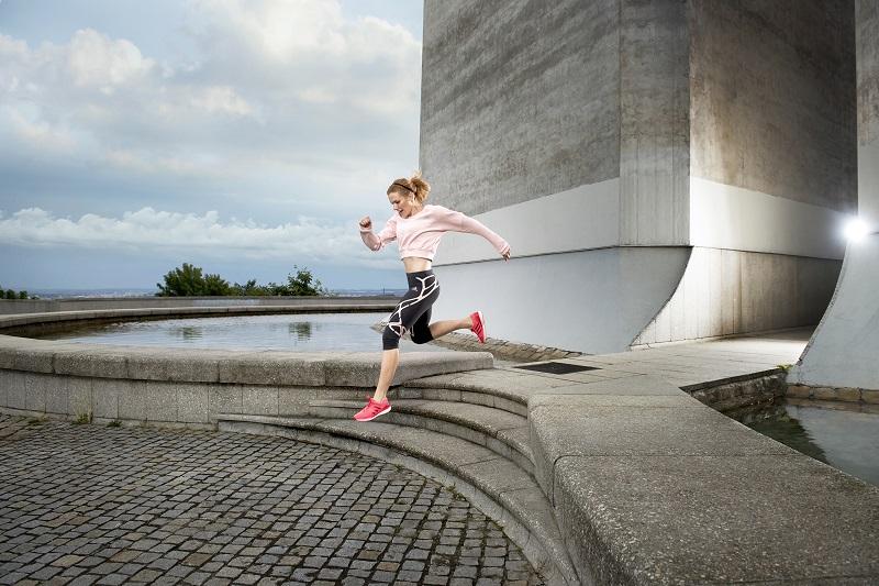 Gabriela Soukalová - Koukalová miluje běh a nedělá kompromisy
