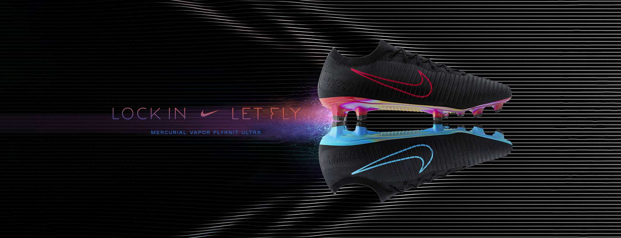 "Nike Mercurial Vapor Flyknit Ultra ""Fire & Ice"""