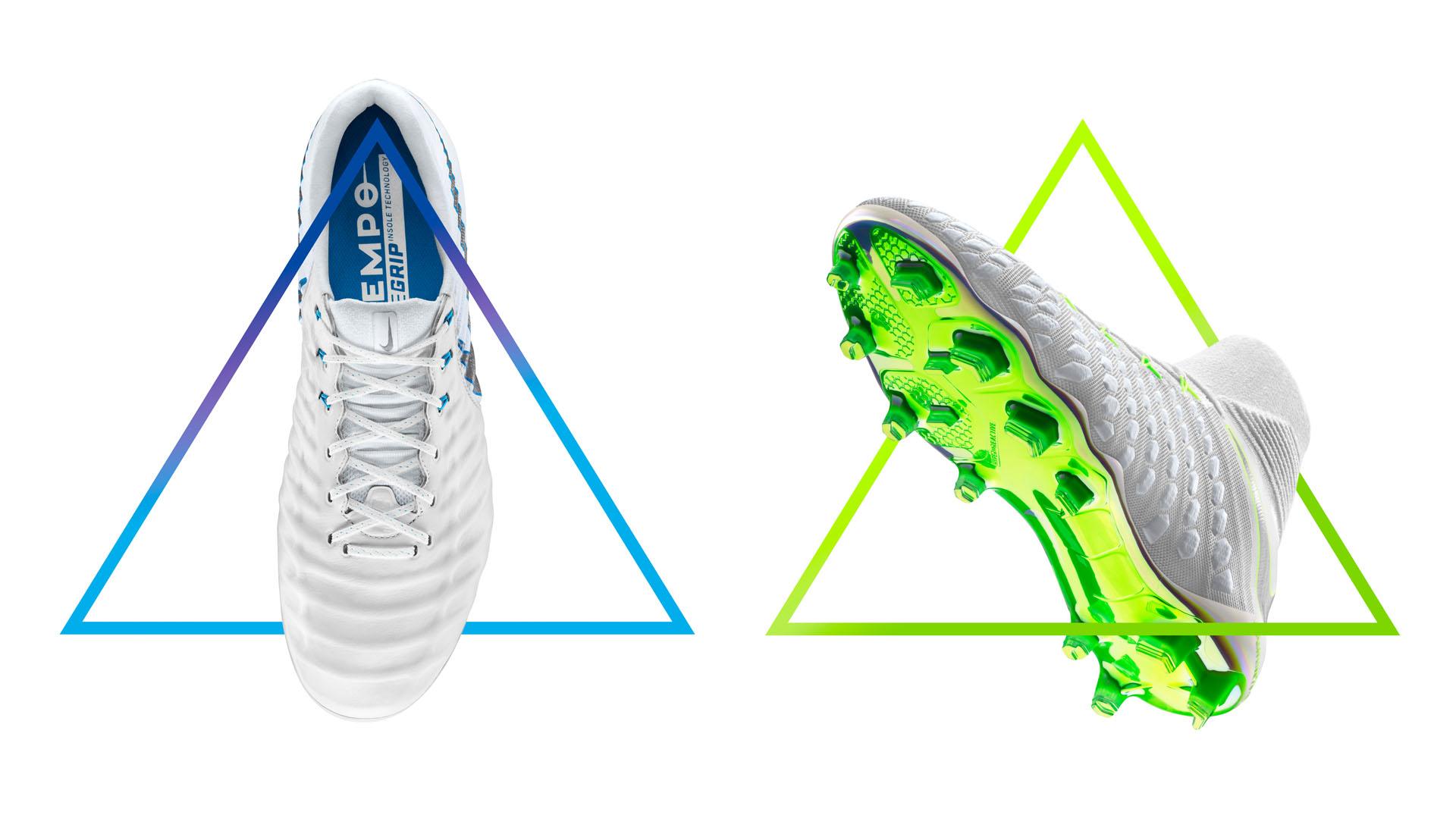 Nike Tiempo a Hypervenom