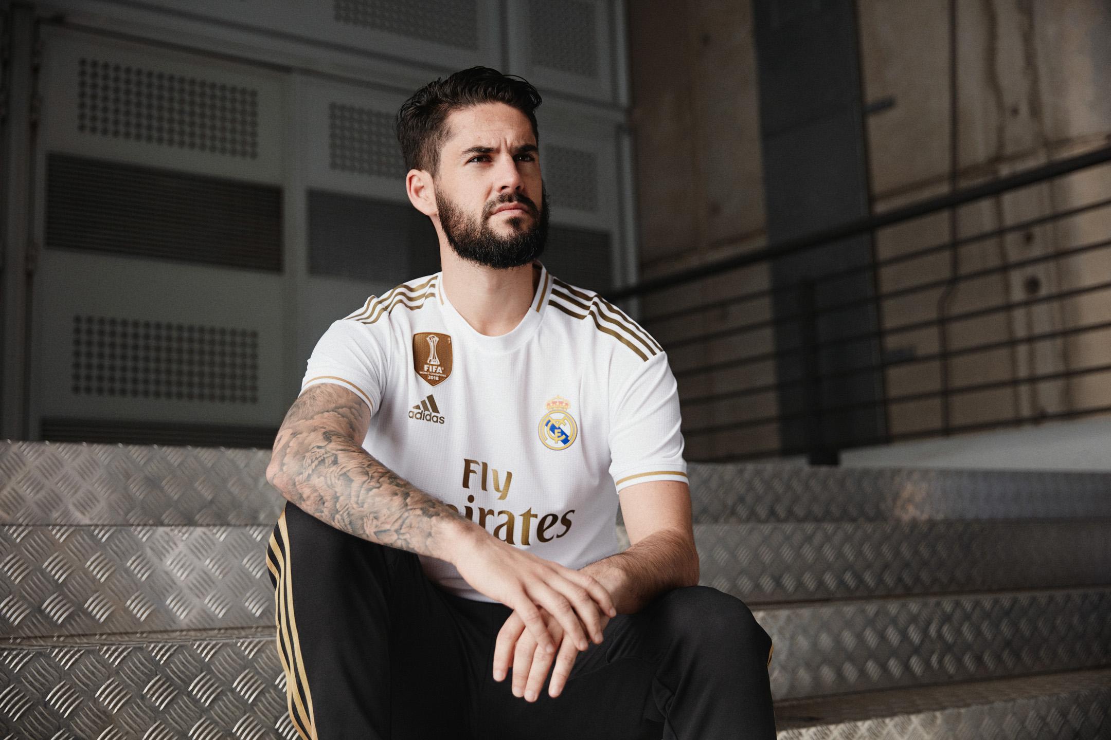 Nový domácí dres Realu Madrid