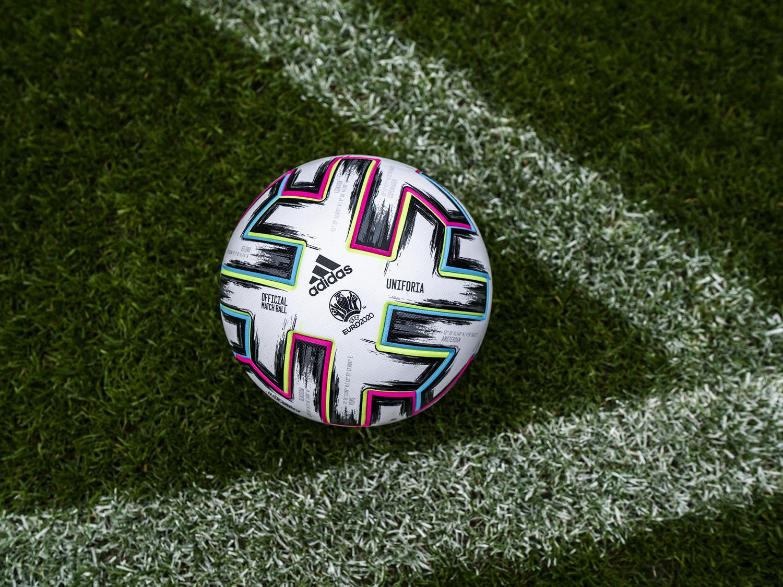 Official adidas Uniforia EURO 2020 Match Ball