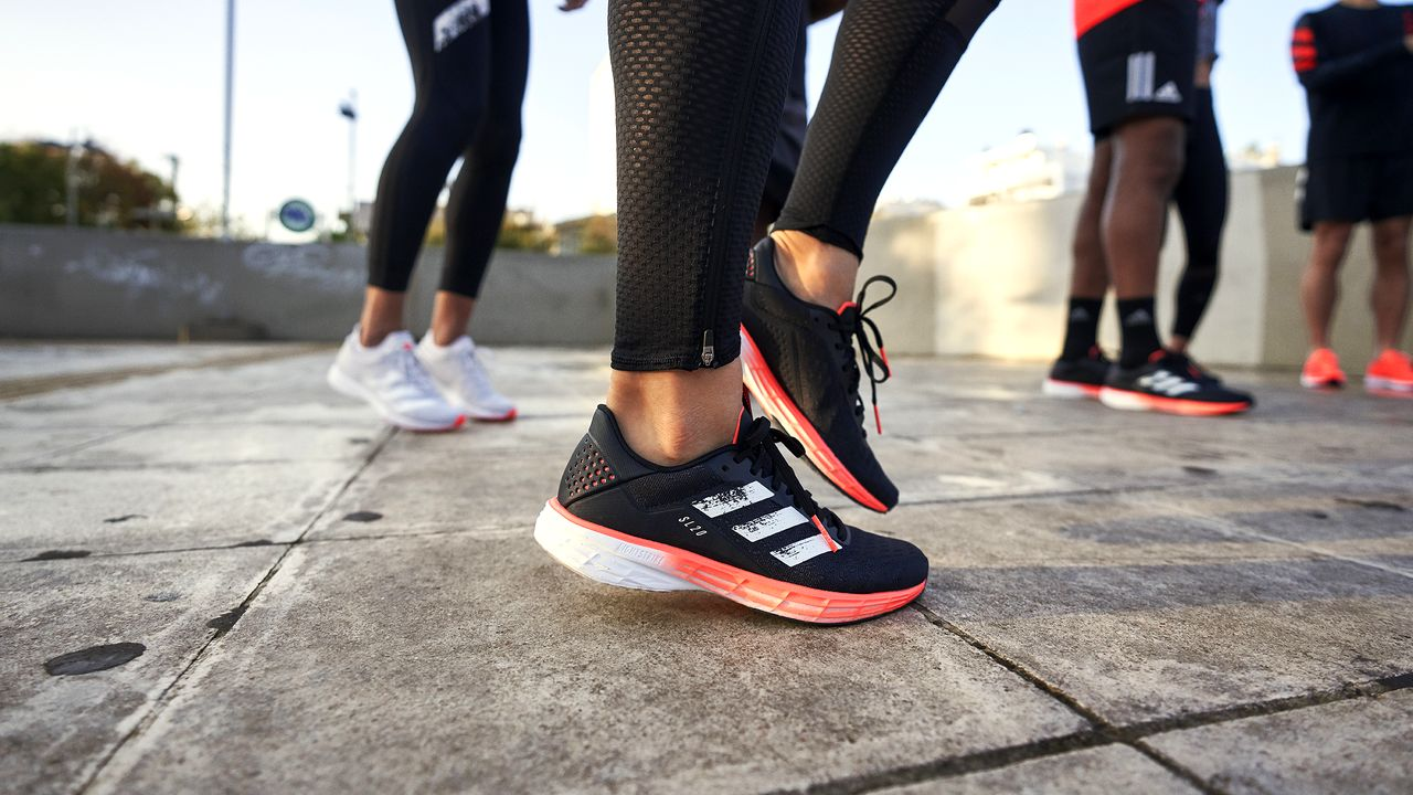 Adidas Faster Than pack : Pourquoi courons nous