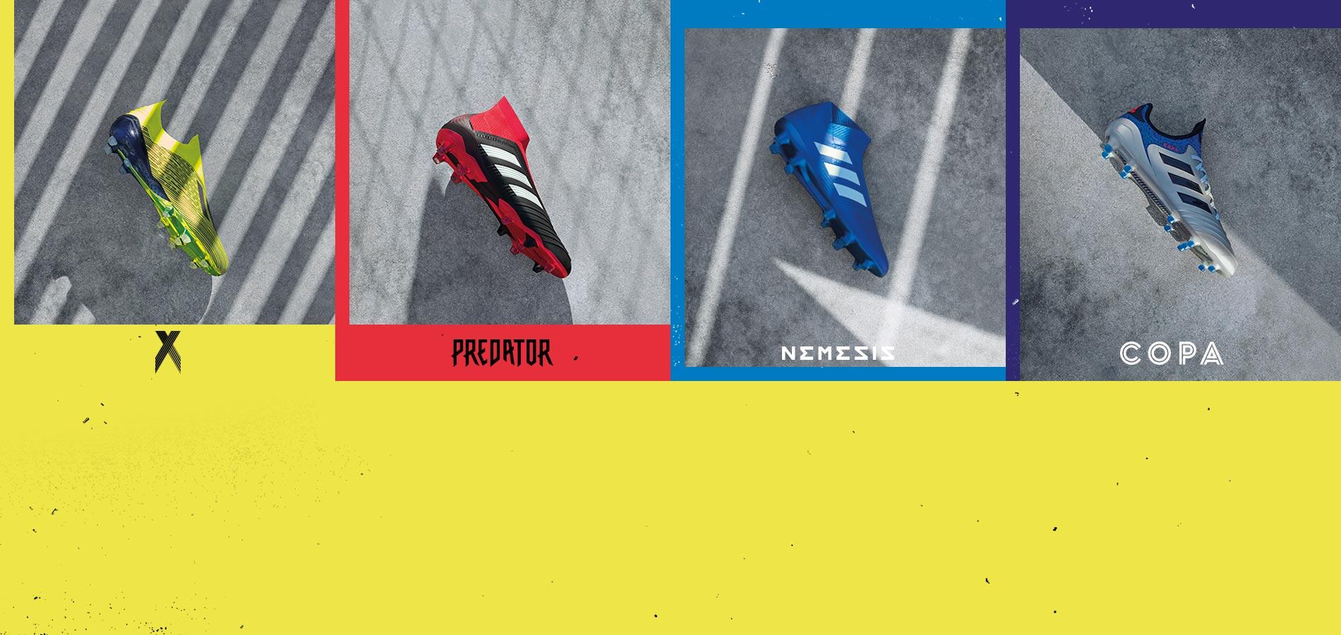 adidas Team Mode | Erfahre mehr über das neue Pack von