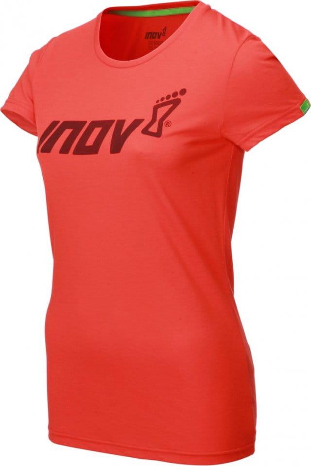 Camiseta INOV-8 INOV-8 TRI BLEND SS Shirt