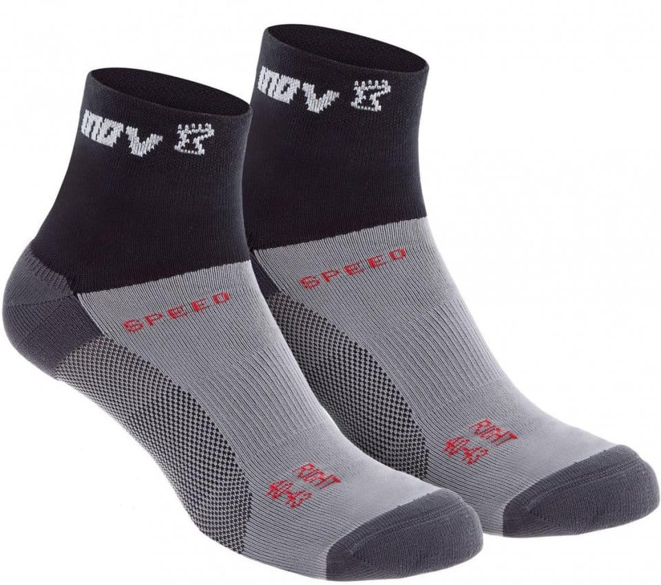Socken INOV-8 INOV-8 SPEED SOCK mid