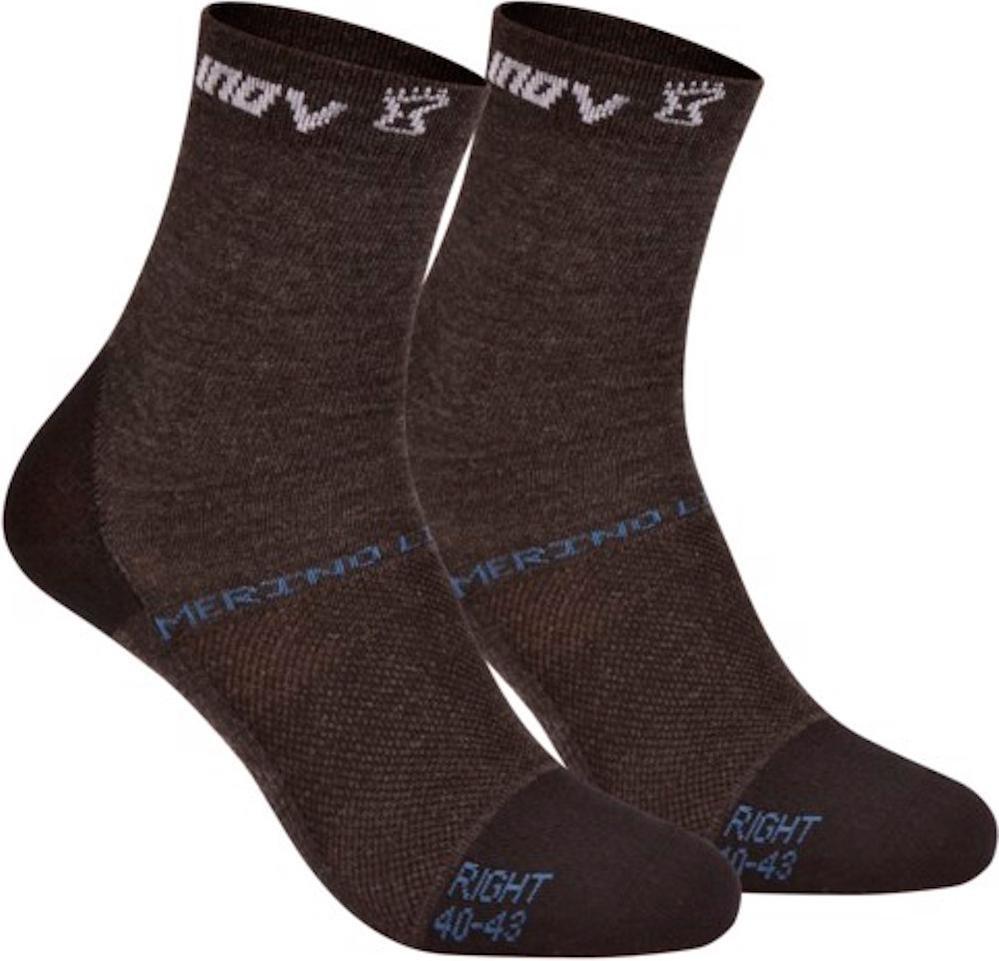 Socken INOV-8 MERINO LITE SOCK