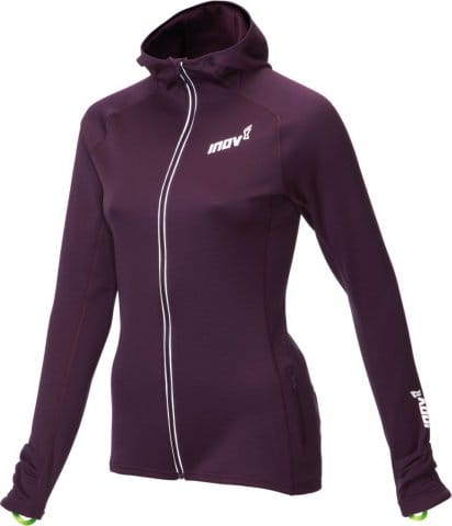 Hooded sweatshirt INOV-8 INOV-8 TECHNICAL MID FZ Hoodie