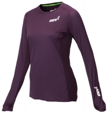 Langarm-T-Shirt INOV-8 INOV-8 BASE ELITE LS W T-shirt