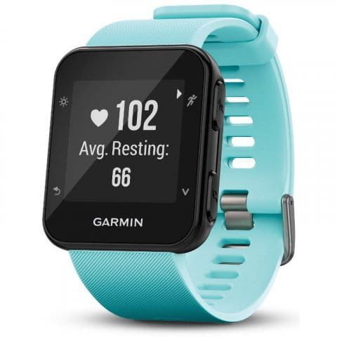 Hodinky Garmin FORERUNNER 35 Optic blue