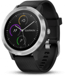 GARMIN vivoActive3 Optic Silver, Black band