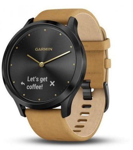 Uhren Garmin Garmin vivomove Optic Premium Black