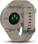 Uhren Garmin Garmin vívomove Optic Sport Black, Sandstone band (velikost Unisex)
