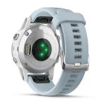 Reloj Garmin Garmin fenix5S Plus White, Seafoam Band