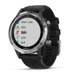 Watch Garmin GARMIN FÉNIX 5 PLUS