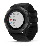 Watch Garmin GARMIN FÉNIX 5X PLUS