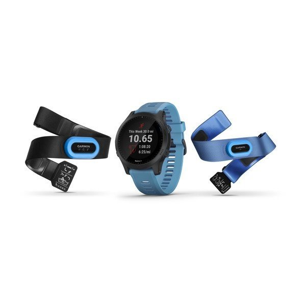 Garmin Garmin Forerunner 945 Optic TRI Bundle Karórák