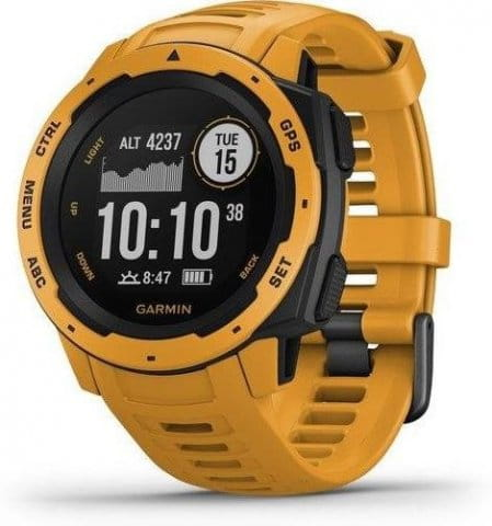 Hodinky Garmin Garmin Instinct Yellow Optic