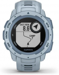 Uhren Garmin Garmin Instinct Light Blue Optic