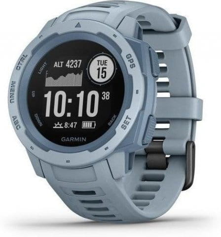 Ručni sat Garmin Garmin Instinct Light Blue Optic