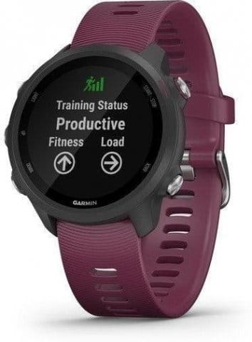 Uhren Garmin Garmin Forerunner 245 Optic Red