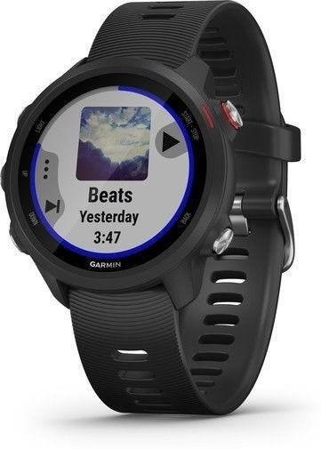 Reloj Garmin Garmin Forerunner 245 Music Optic Black