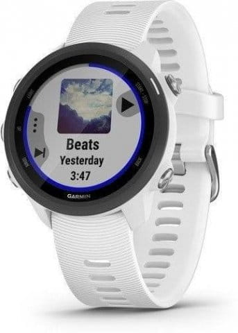 Reloj Garmin Garmin Forerunner 245 Music Optic White
