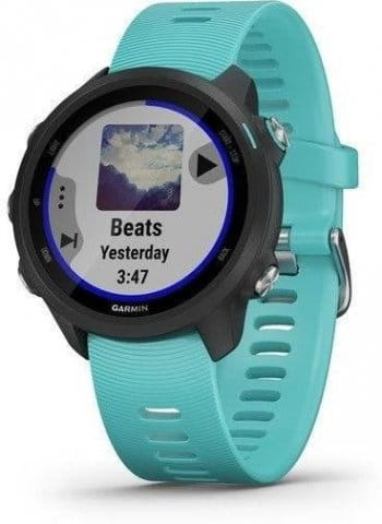 Hodinky Garmin Garmin Forerunner 245 Music Optic Blue