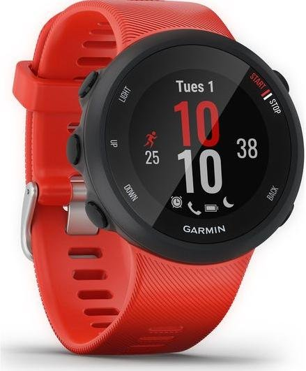 Ceas Garmin Garmin Forerunner 45 Optic Red