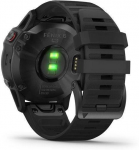 Uhren Garmin Garmin fenix6 PRO Glass, Black/Black Band (MAP/Music)