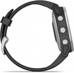 Hodinky Garmin Garmin fenix6S Glass Silver/Black Band