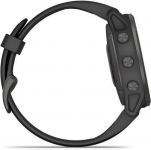 Garmin Garmin fenix6S Sapphire, Gray/Black Band (MAP/Music) Karórák