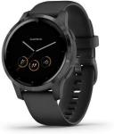 Uhren Garmin Garmin vívoactive4S Gray/Black Band