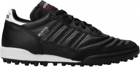 adidas Mundial Team TF Black Stripes Schwarz Futballcipő