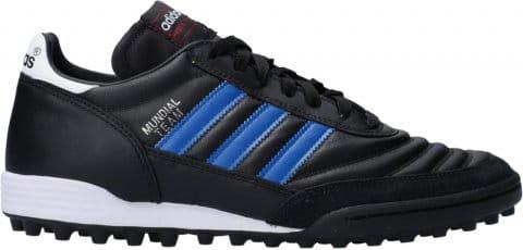 adidas Mundial Team TF Blue Stripes Schwarz Futballcipő