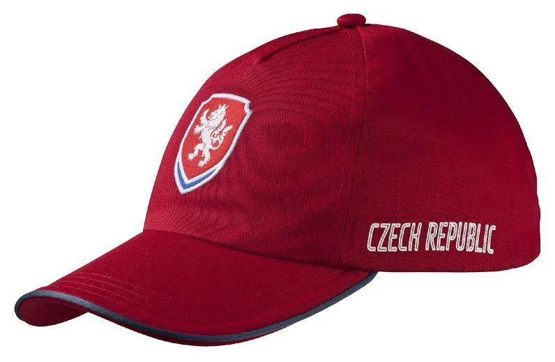 Kšiltovka Puma Czech Republic Cap