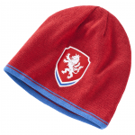 Čepice Puma Czech Republic Beanie chili pepper