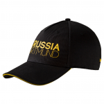 Kšiltovka Puma BVB Cap black-cyber yellow