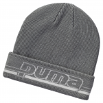 Čepice Puma TEN80 Knit hat Quarry